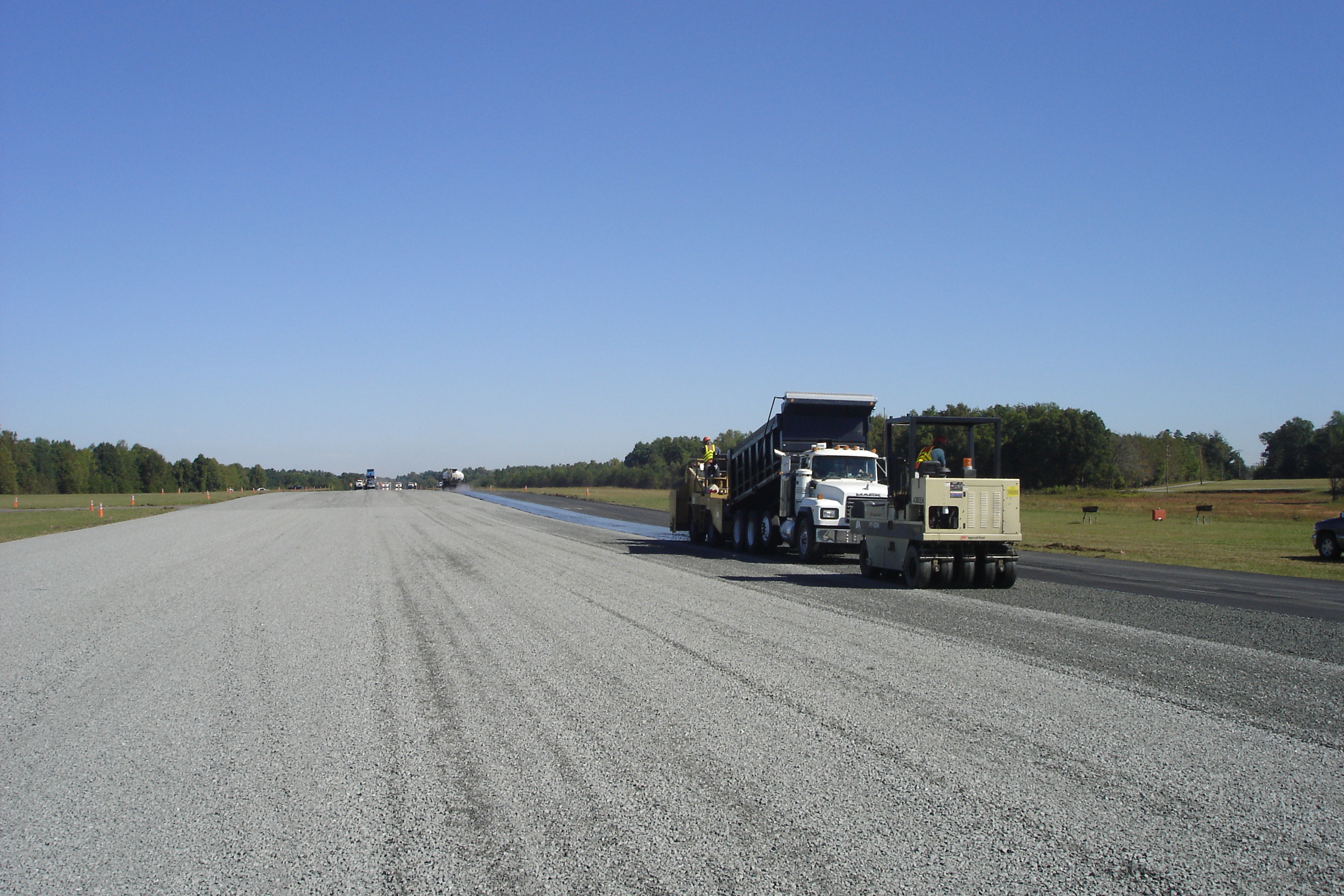 Paving 2005 (Airport) 005
