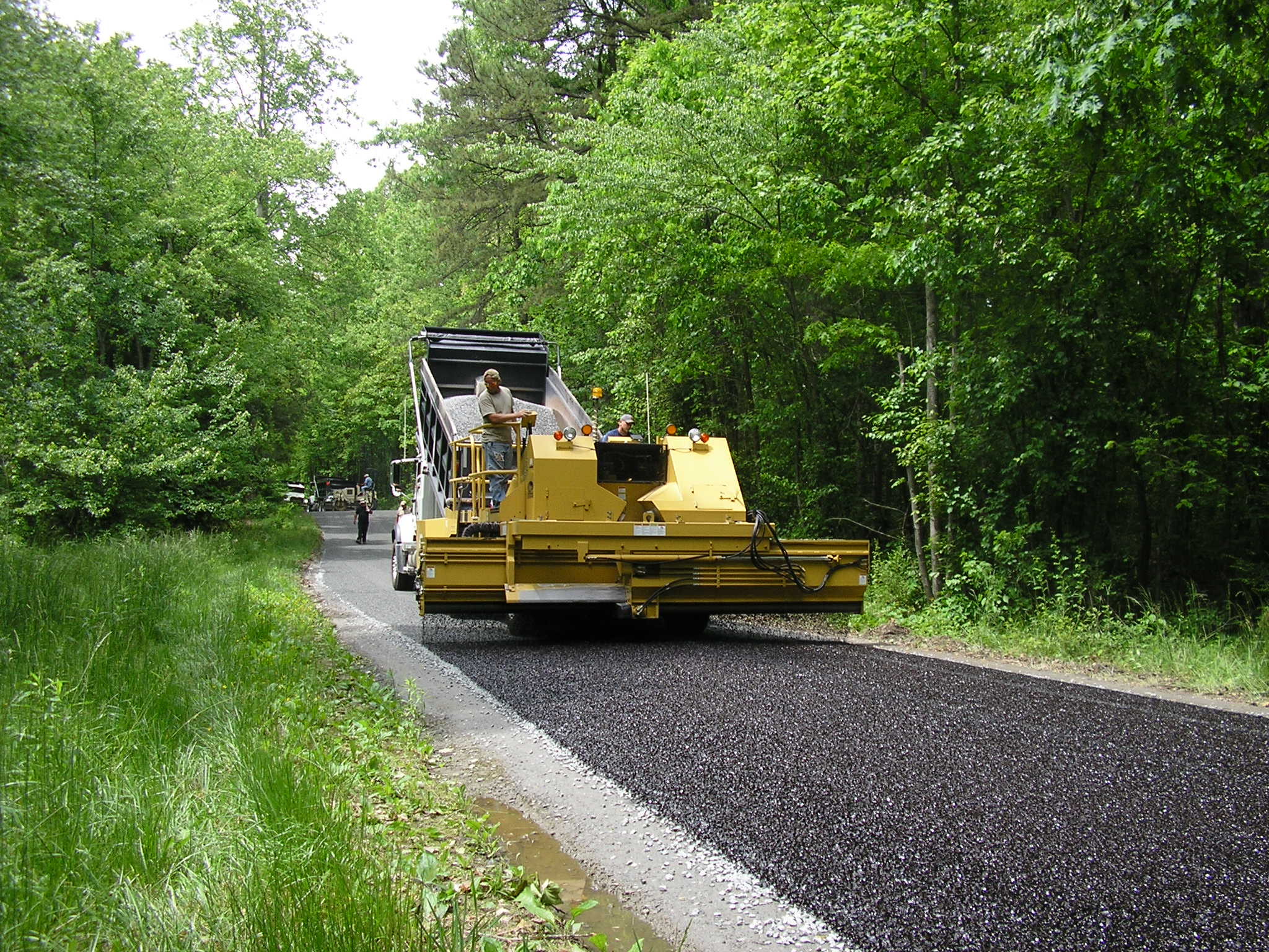 Road paving process http www asphaltsmart com page id 108